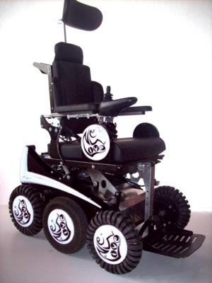 un fauteuil roulant intelligent. Black Bedroom Furniture Sets. Home Design Ideas