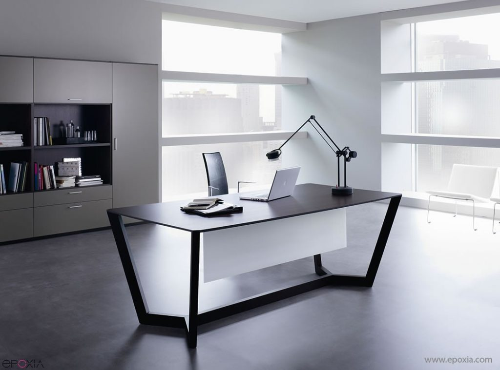 bureau de direction mobilier design