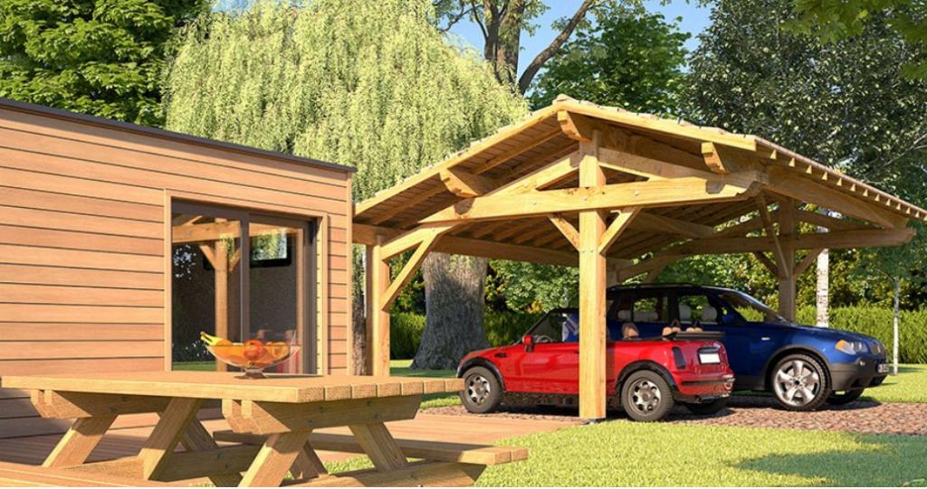 Les avantages dune construction à ossature bois en kit