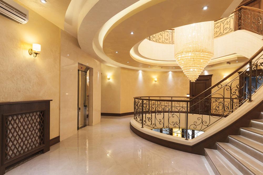 intérieur hôtel design