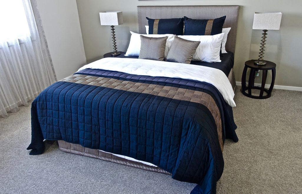 parure de lit design